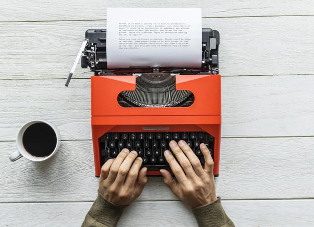 Immagine di laboratorio di scrittura