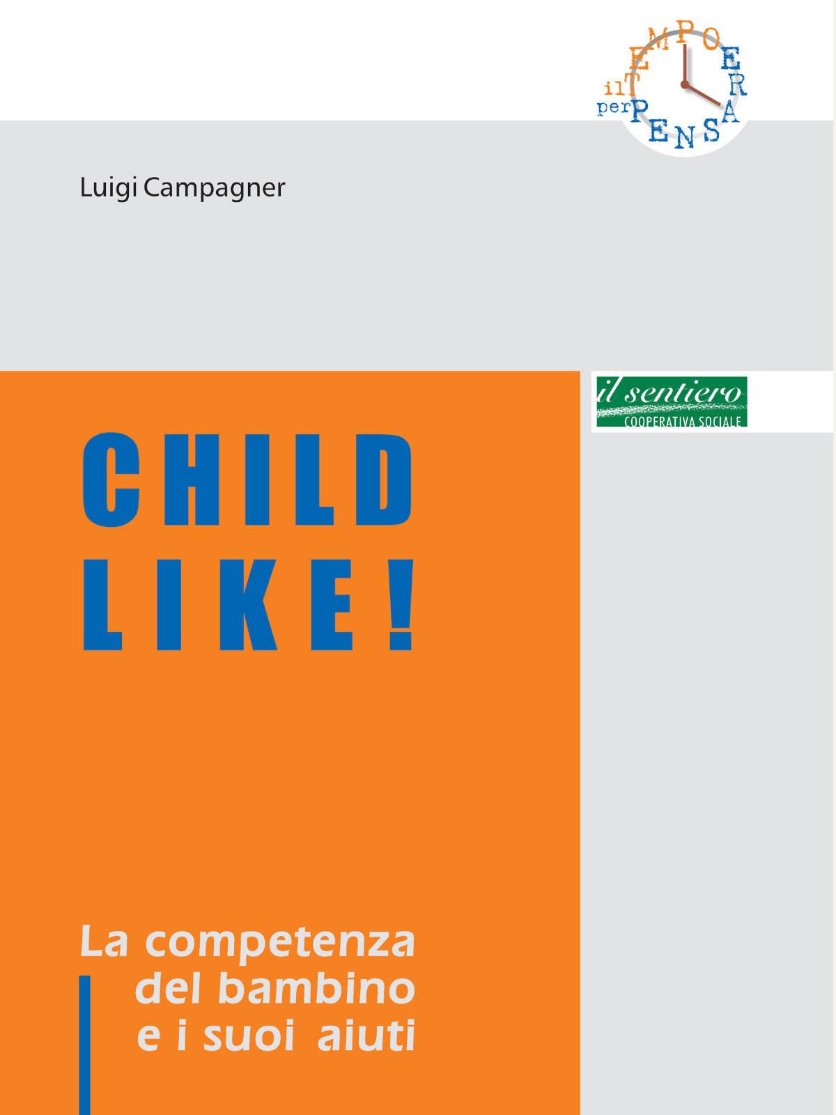 Immagine della copertina del libro Child like