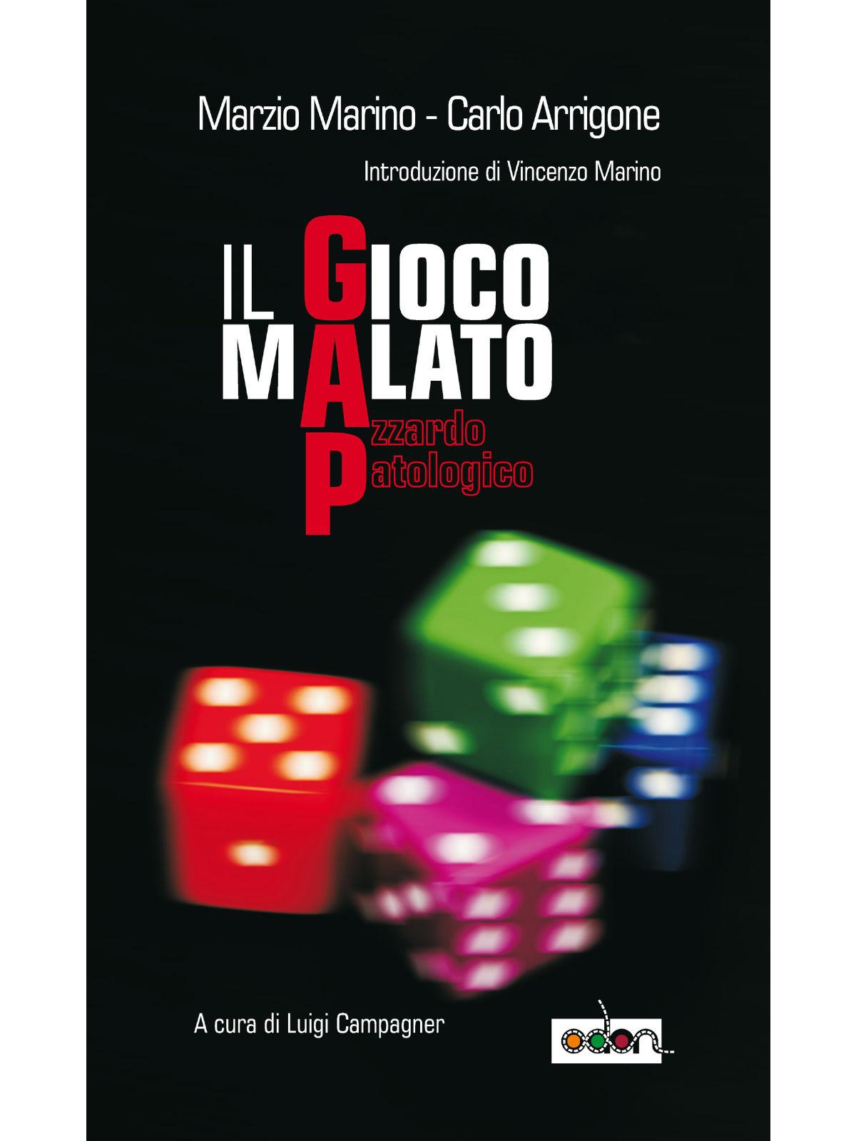 Immagine della copertina del libro GAP Il gioco malato