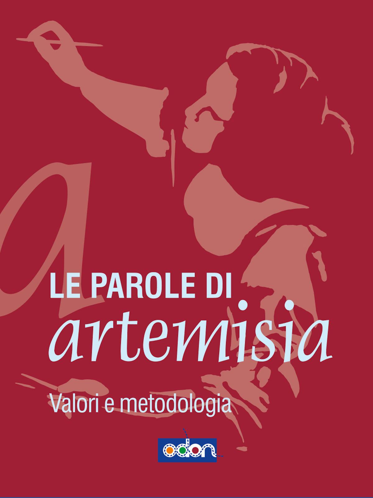 Immagine della copertina del libro Le parole di Artemisia