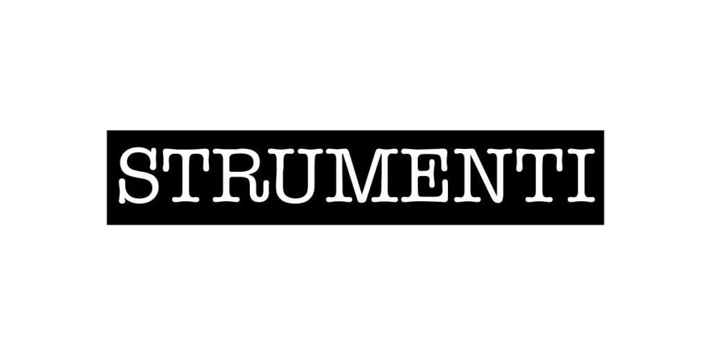 Logo collana Strumenti