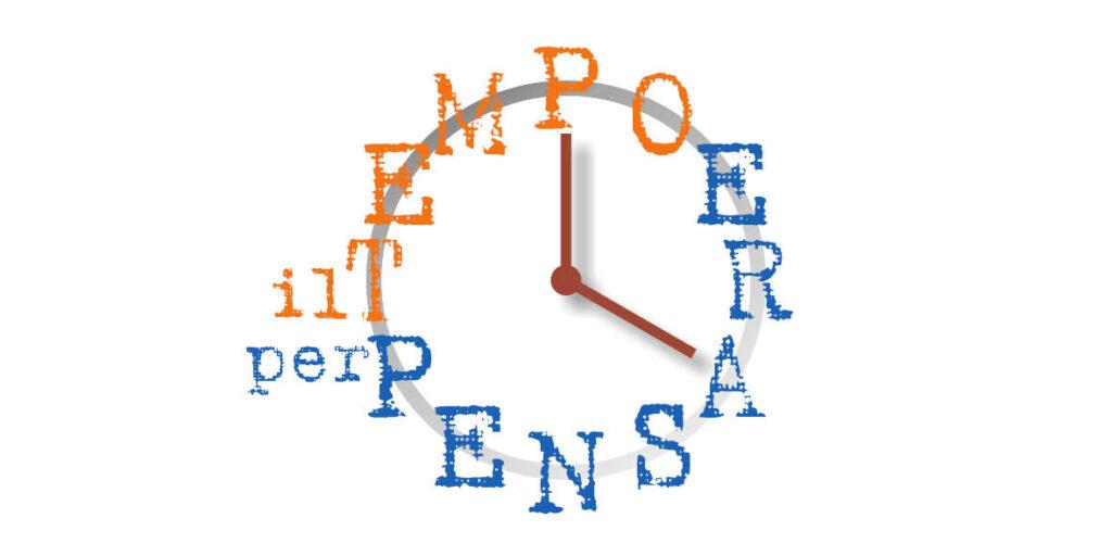 Logo collana Il tempo per pensare