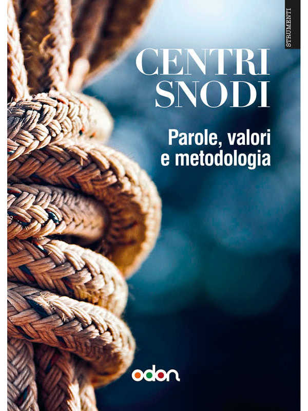Immagine della copertina del libro Centri Snodi
