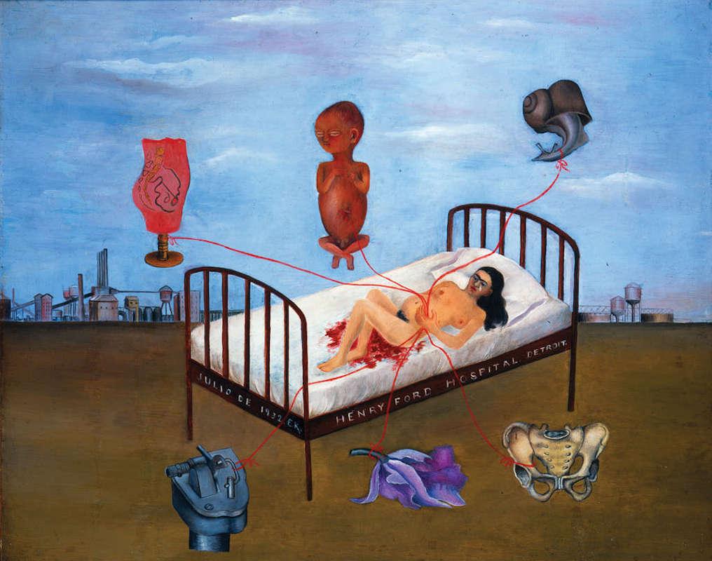 Immagine Il letto volante