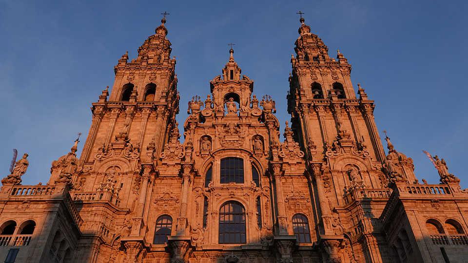 Immagine di Santiago di Compostela