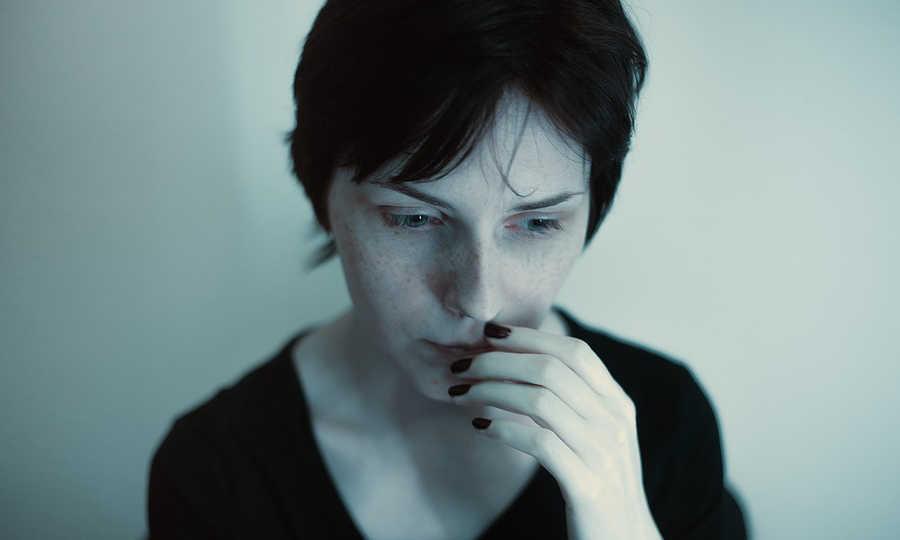 Immagine di volto di donna