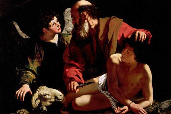 Immagine Sacrificio di Isacco ultimo