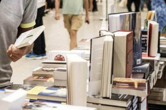 Immagine della libreria del Meeting