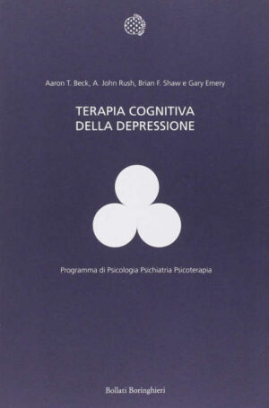 immagine del libro terapia cognitiva
