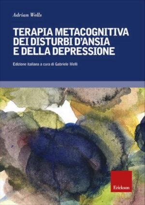 immagine del libro Terapia metacognitiva