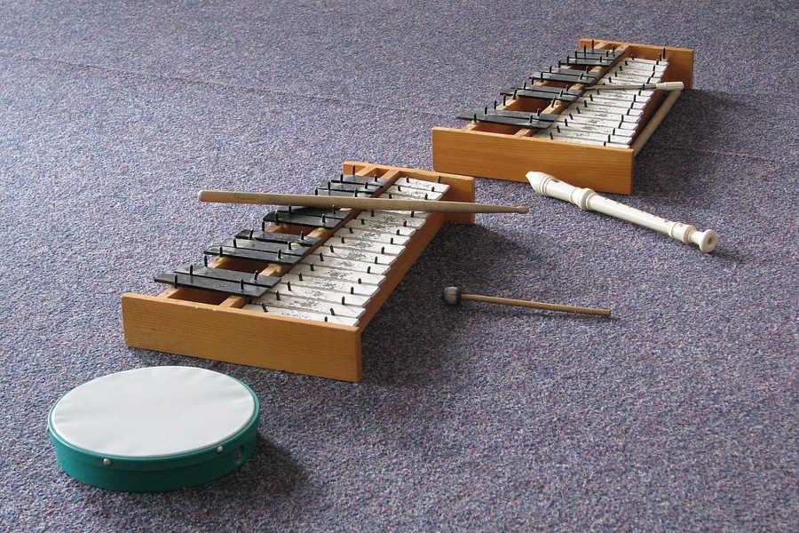 Immagine xilofono